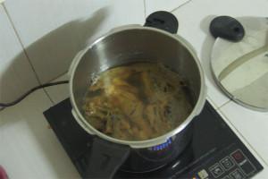 Pressure Cooker After